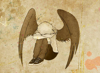 Winged Beast by HanaIchi