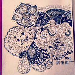 my best doodle so far