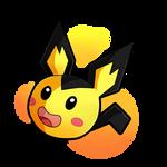 #172 Pichu...mon - If Pokemons Were Digimons