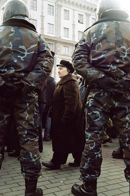 Authoritarism by varjag
