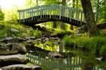 Sparkman park stream