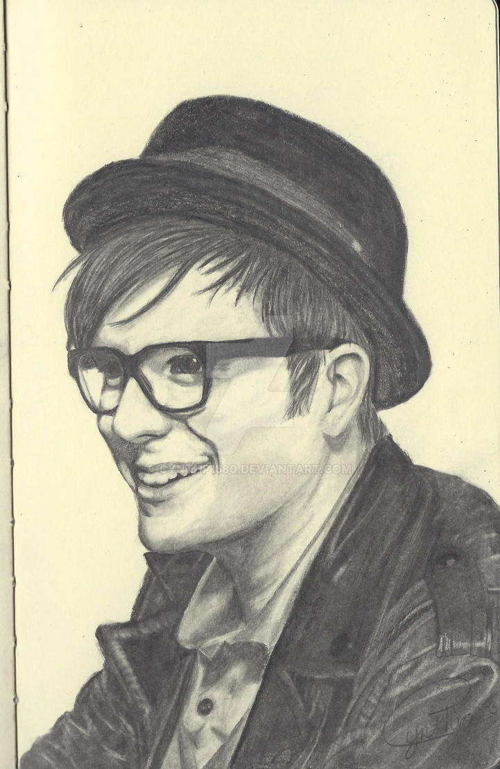 Patrick Stump by cynthp1580