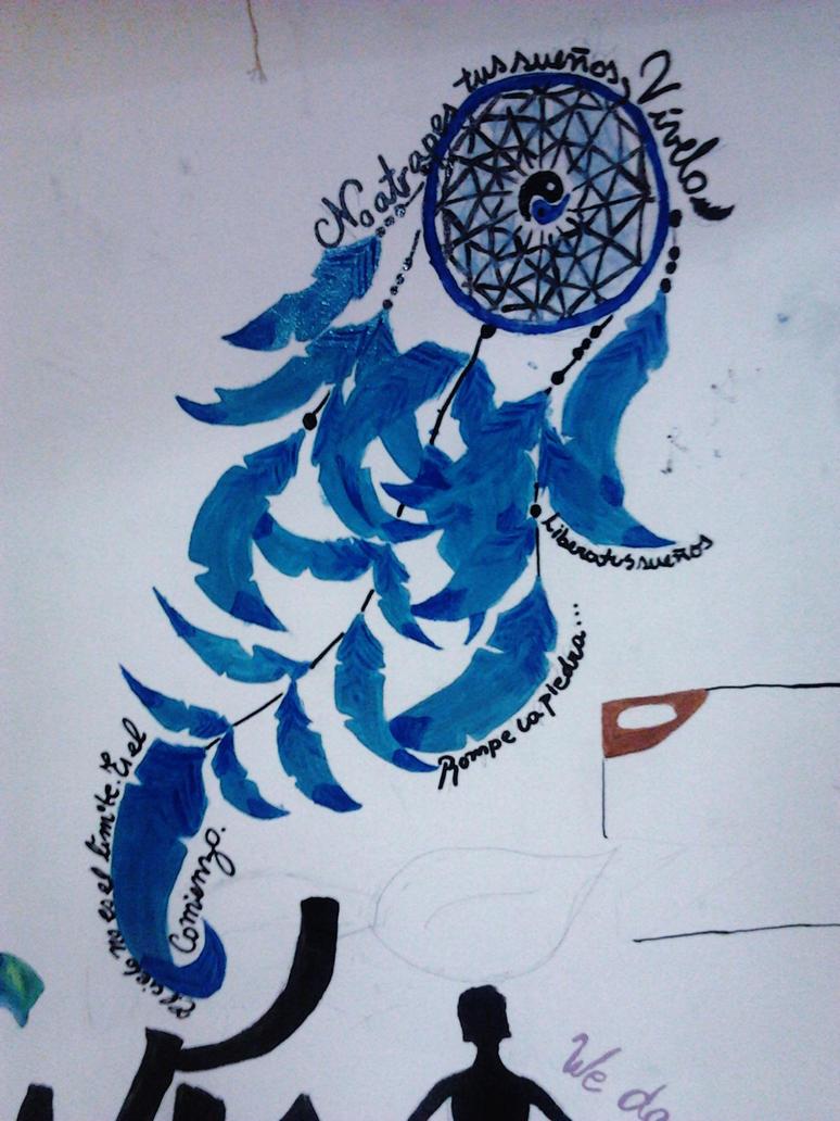 Mural by LynAnnais