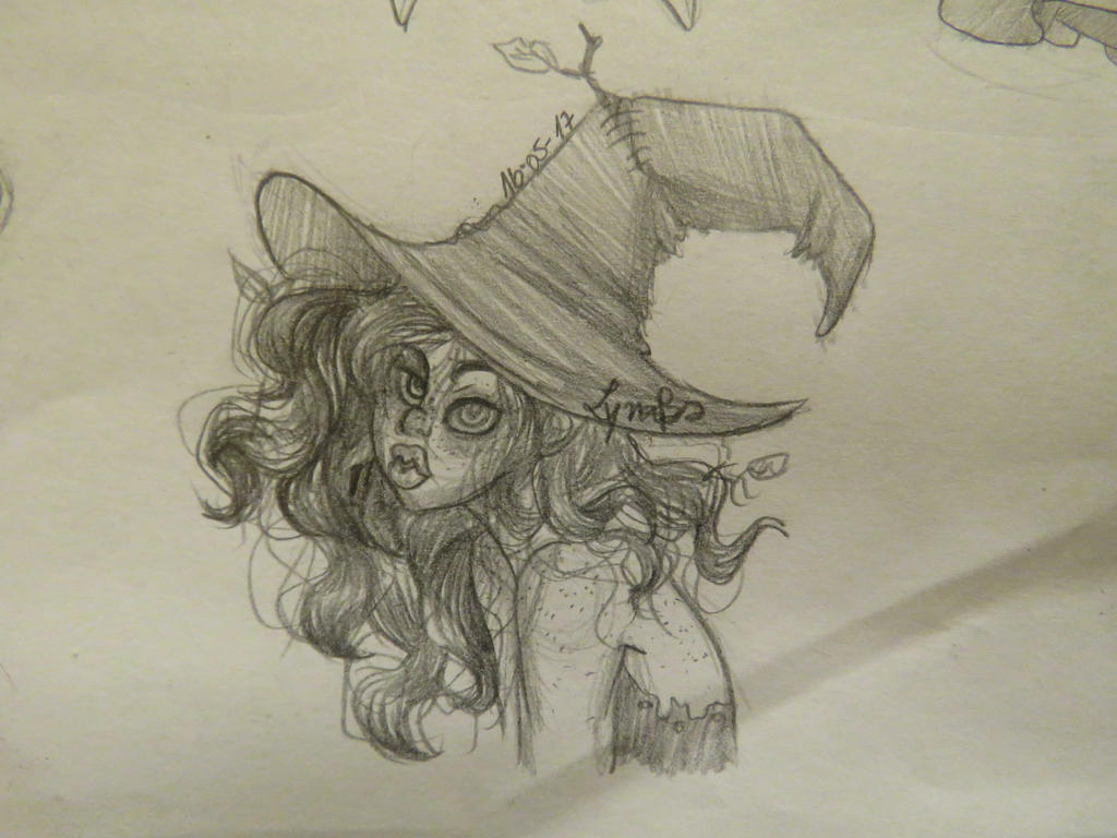 Witch by LynAnnais