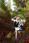 Alice human sacrifice-Twins by kotanimomo