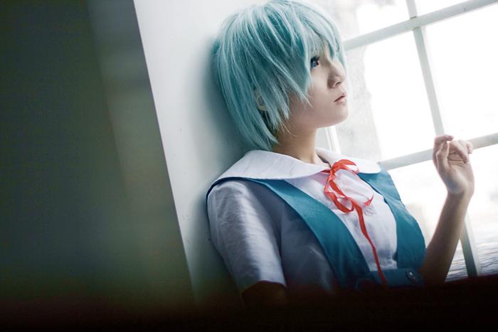 EVANGELION-Rei4 by kotanimomo