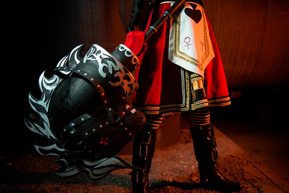 Alice Madness Returns_Bloody night by kotanimomo