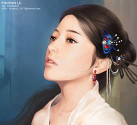 QiXi by phoenixlu