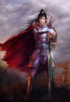 The General by phoenixlu