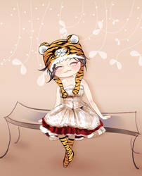 little tiger loli