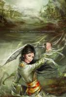 Liu Rushi by phoenixlu