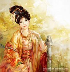 Empress by phoenixlu