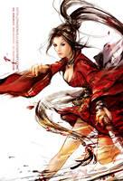 HuangPu wanruo by phoenixlu