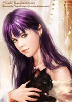Sharlin Ravens by phoenixlu