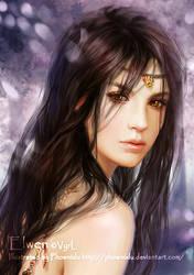 Elwen by phoenixlu