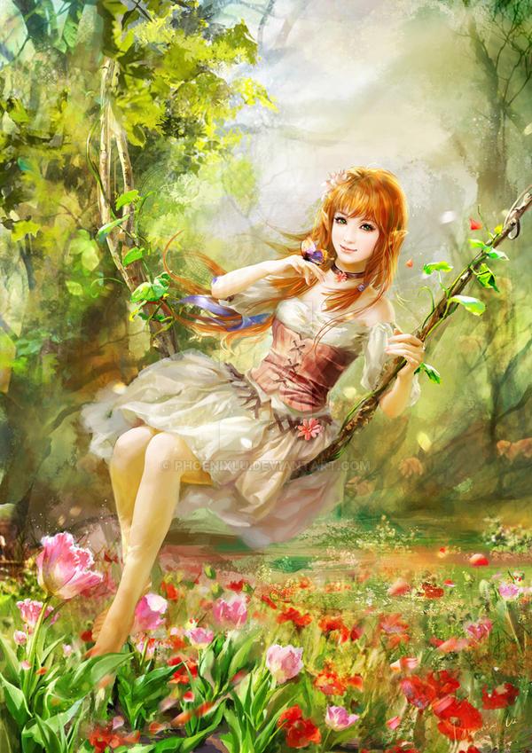 Cecilia by phoenixlu