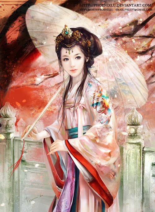 HongSu by phoenixlu