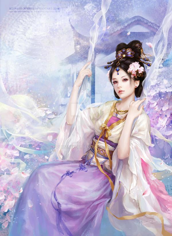 ZiYangHua by phoenixlu