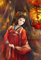 Bride by phoenixlu
