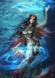 spell Merune