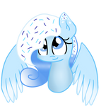 [COMMISSION - HeadShot] Sprinkle Splash