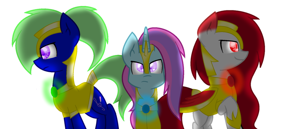 Warriors by CandyAICDraw
