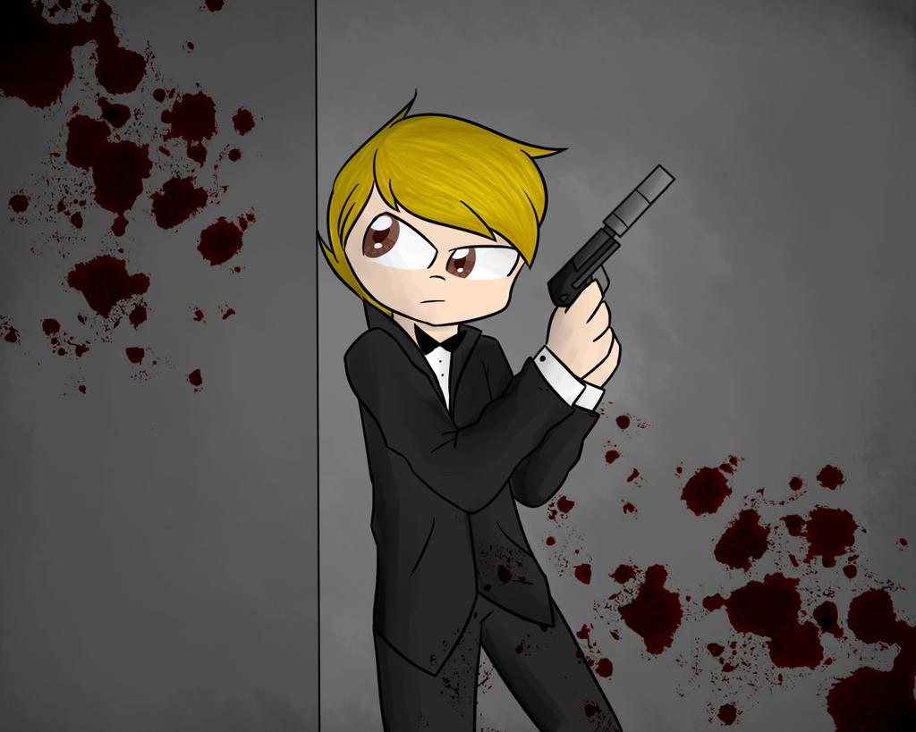 Enz Bond by CandyAICDraw