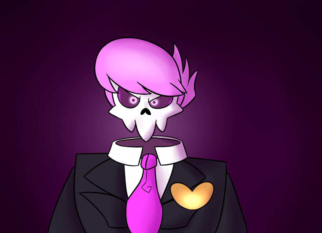 Mystery Skulls - Lewis by CandyAICDraw