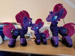 Tempest Shadow - MLP Plush
