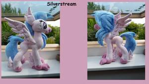 Silverstream - MLP Plush by Varonya