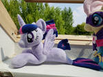 Twilight Sparkle Seapony - MLP Plush