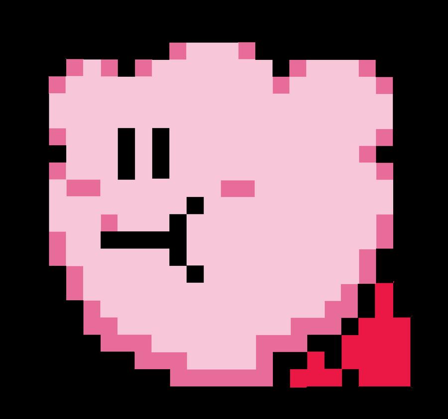 Kirby By Sutoroberii-Lea On DeviantArt