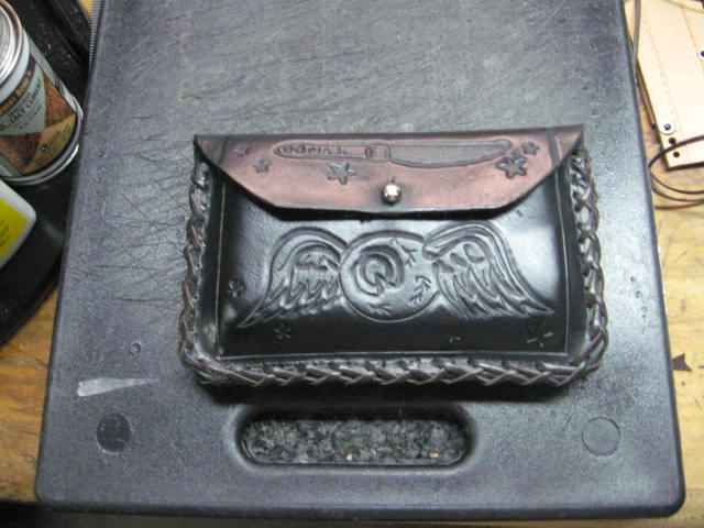 Ipod Case-Finished by FattDaddyLeather