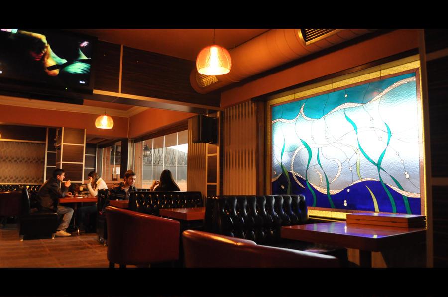 Cafe by sonsoul