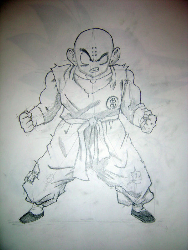 Dragon Ball Z Drawings. Dragon Ball Z Drawings 26 by
