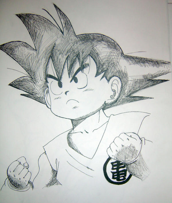 Dragon Ball Z Drawings. Dragon Ball Z Drawings 27 by