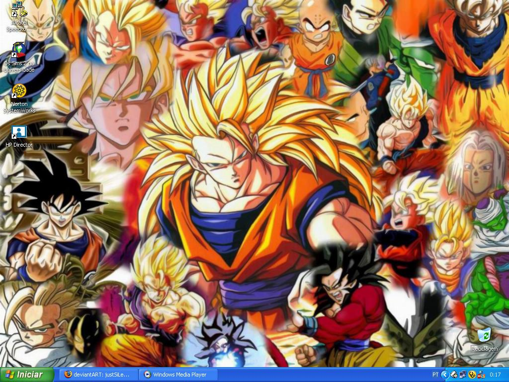 Dragon Ball Wallpaper Deviantart