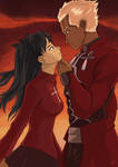 Longing - Rin and Archer