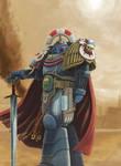 Captain Cato Sicarius, Ultramarine