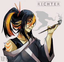 [P] RICHTER by Hi-biki