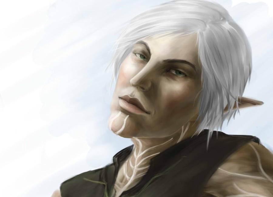 dragon age 2 fenris. Dragon+age+ii+fenris