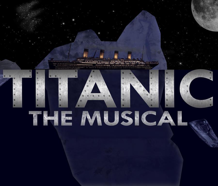 Titanic: The Musical - Logo by recantha on DeviantArt