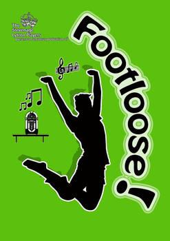 Footloose - musical poster