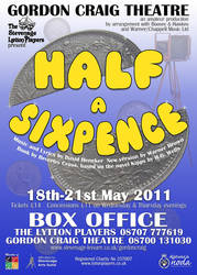 Half a Sixpence - theatre poster