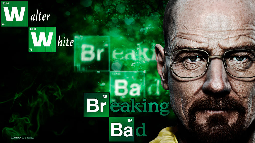 Breaking Bad Wallpaper By Supergame07