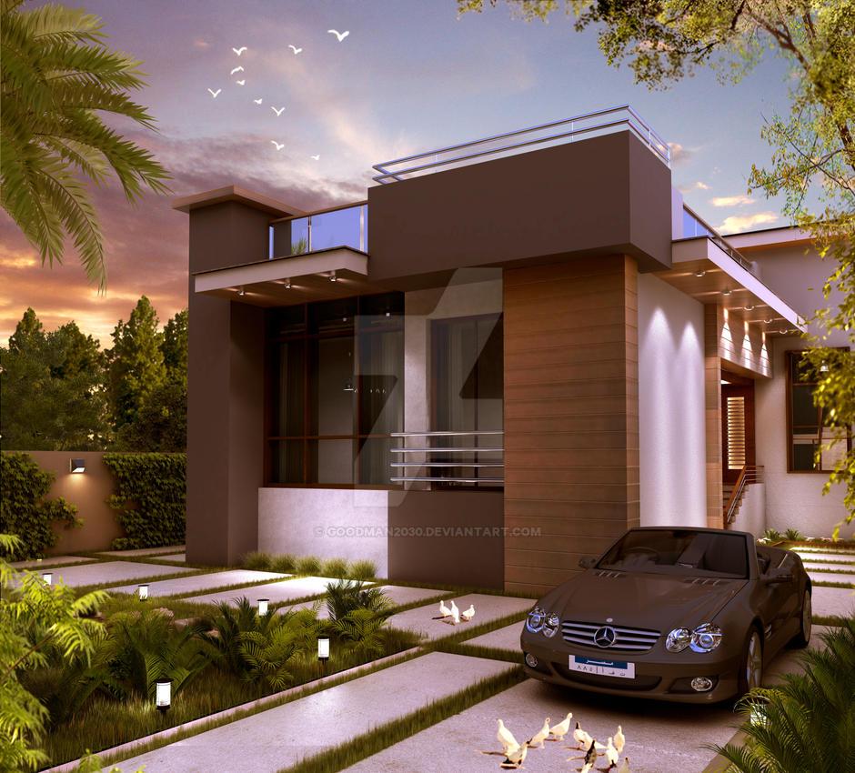 14002 Private Villa by GOODMAN2030