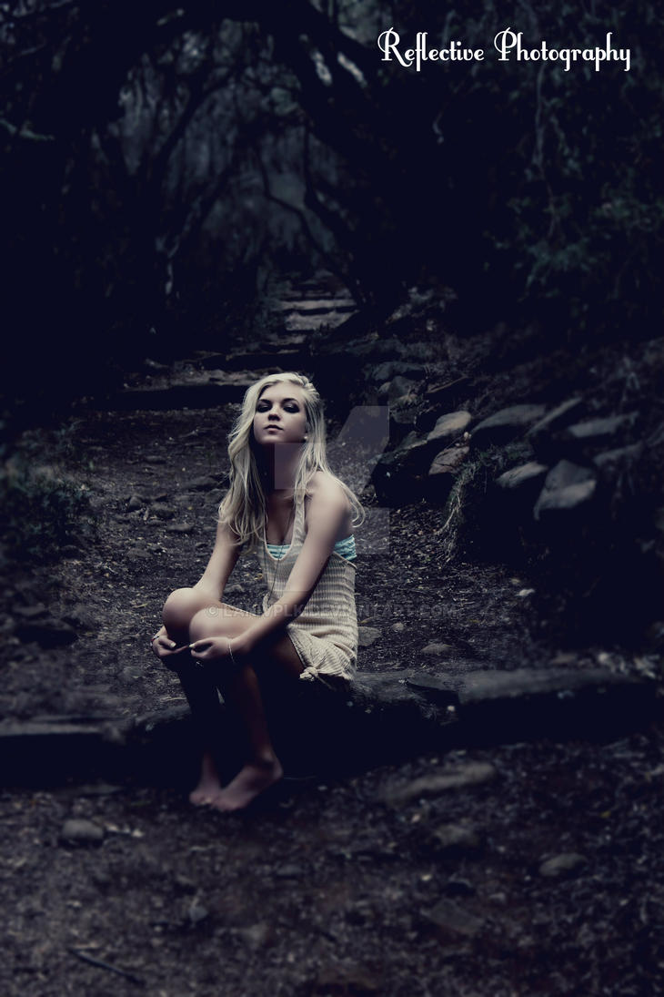 alone in the dark by laniVPLK