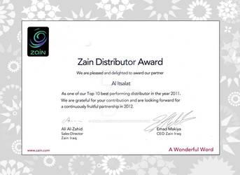 Zain_award  Certificate_01