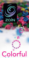 Zain_Corporate Flag 02