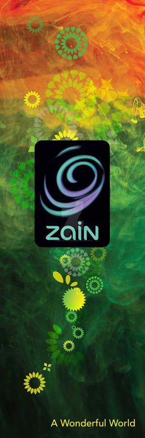 Zain Corporate Flag 03 By Zahraa812graphic-d733bo0